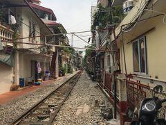 ベトナムの食に魅せられて、 ハノイへ