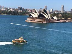 2泊5日シドニーへの弾丸一人旅 - その1