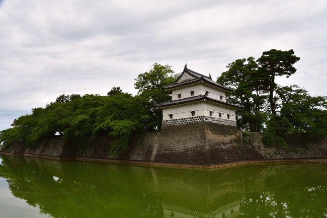 新潟城、新発田城、村上城を訪問。<br />更に、燕喜館と新潟県政記念館も訪問した。