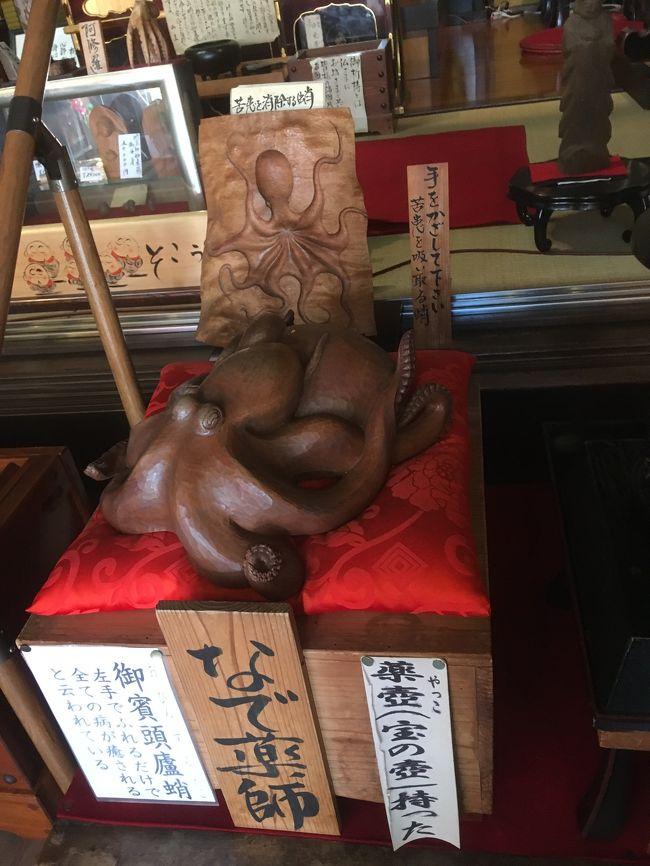 今回の旅は、11月に心臓の手術を受ける母の手術成功祈願の為に平日に妹と、京都に訪れました。<br />自宅から長距離バスに乗り、京都へ下車。<br />行き先は、祇園、清水、四条河原方面の5時間の京都観光です。<br />私は、地味に祈願重視の、八坂神社、安井金毘羅宮、永福寺を提案。妹は、八坂庚申堂、梅園を提案。道中京都のお土産屋さんに寄りました。