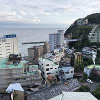 熱川家族旅行 カターラ宿泊