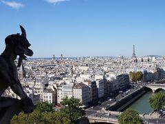 夏の最盛期に行くヨーロッパ(1)フランス~パリ・ランス・ベルサイユ編