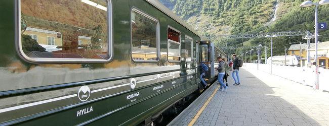2018 爺とお嬢の北欧旅 フロム鉄道