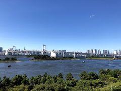 2018年夏の一時帰国東京、軽井沢、スカイツリー、屋形船、お台場ヒルトン泊