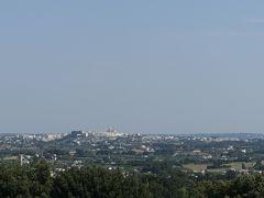 美しき南イタリア旅行♪ Vol.268(第9日)☆Cisternino:マルティーナ・フランカへ チステルニーノからパノラマ♪