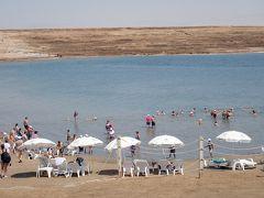 中東⑤死海 in イスラエル
