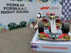 2回目のシンガポールF1グランプリ観戦①(移動・予選日)