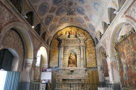 美しき南イタリア旅行♪ Vol.272(第9日)☆Martina Franca:マルティーナ・フランカの貴重なフレスコ画教会♪