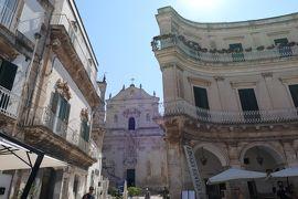 美しき南イタリア旅行♪ Vol.274(第9日)☆Martina Franca:美しい「マリア・イマコラータ広場」♪
