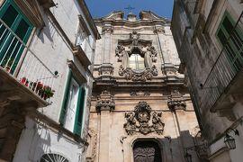 美しき南イタリア旅行♪ Vol.275(第9日)☆Martina Franca:美しい教会「Chiesa San Domenico」♪