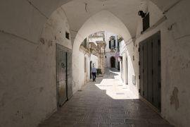 美しき南イタリア旅行♪ Vol.276(第9日)☆Martina Franca:美しいマルティーナ・フランカ旧市街 中世時代の面影♪