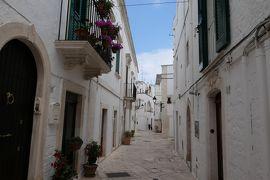 美しき南イタリア旅行♪ Vol.282(第9日)☆Locorotondo:美しいロコロトンド旧市街 可愛い教会♪