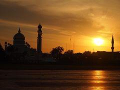 東南アジア一周 Day51:シンガポールからバンダルセリベガワン~断食中の街を歩く~