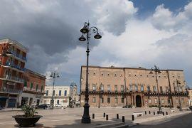 美しき南イタリア旅行♪ Vol.291(第9日)☆Manduria:美しいマンドゥリア旧市街 「Piazza Garibaldi」♪