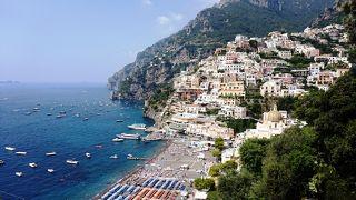 ポジターノ・アマルフィー編 夏の最盛期に行くヨーロッパ (3)イタリア