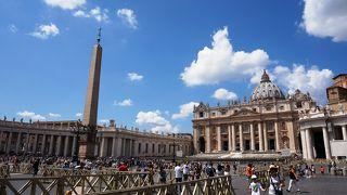 ローマ編 夏の最盛期に行くヨーロッパ (5)イタリア