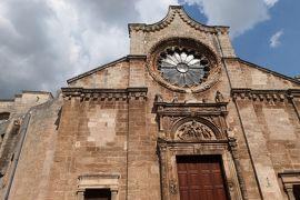 美しき南イタリア旅行♪ Vol.294(第9日)☆Manduria:マンドゥリア大聖堂「Chiesa Madre」はプーリアンロマネスク♪