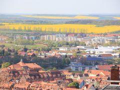 2016GW ポーランド&ドイツ旅【6】7日目千年の歴史の街クヴェトリンブルクと、春のドイツの眺めが素晴らしかったヴェルニゲローデ