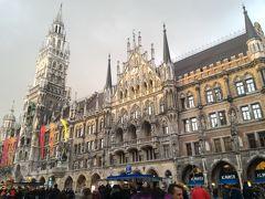 冬のドイツへ独り旅するのはドイツだい?その8 (5日目 カーニバル中のミュンヘン&洗濯)