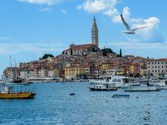 バルカン半島を旅する21クロアチア・ロヴィニからスロベニア・ピラン編