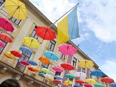 132. 夏休みウクライナ Day3 古都リヴィウの美しい街並みを堪能