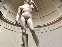芸術好きなら是非行きたい、ウッフィツィ美術館とアカデミア美術館[2018年9月10月世界一周特典航空券の旅15]