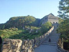 3連休で丹東&鳳凰山(1)インチョン経由大連から丹東の虎山長城へ
