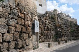 美しき南イタリア旅行♪ Vol.298(第9日)☆Manduria:古代の城壁「Mura Messapiche」♪