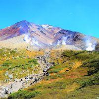 大雪山国立公園・旭岳へ行く。カムイミンタラ .☆神々の遊ぶ庭☆*は天空の別世界だったー。