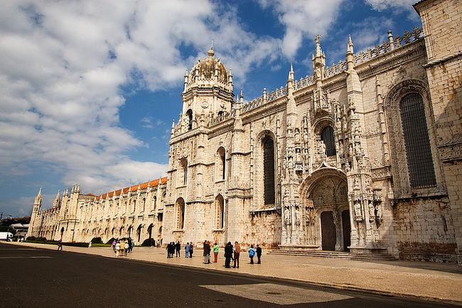 アズレージョの街ポルトガル&スペイン・バルセロナ④』リスボン