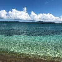 ビーチと居酒屋目当ての三世代沖縄旅行