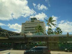 あイタタタでハワイだよ・・・の巻き 1日目