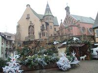 アルザス・黒い森・ライン川沿い「クリスマスマーケット巡り」の旅【9】(作成中)エッギスハイムの散策は続きます