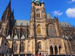 ドイツ・中欧 3,300kmドライブの旅 3日目 (プラハ)