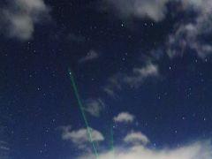 Mystery-9  高倉山腹:星空の観察会/解説を受け ☆雫石銀河ロープウェイで730mへ