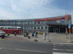 エストニア(タリン)からラトビア(リガ)ヘバスの旅 ターミナルってこんなとこ