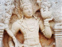 仏教遺跡を巡ってスリランカ=1993年8月①(キャンディからアヌラダプラ)