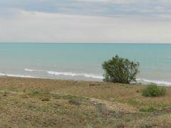 カザフスタン・バルハシ湖北岸紀行 その6 バルハシ湖の真中へ