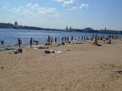 ロシア訪問記 『サンクトペテルブルグもやっぱり夏は暑かった!』連日30度越えだったサンクトペテルブルク