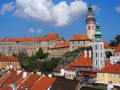 ドイツ・中欧 3,300kmドライブの旅 4日目 (チェスキー・クルムロフ、ブラチスラバ)
