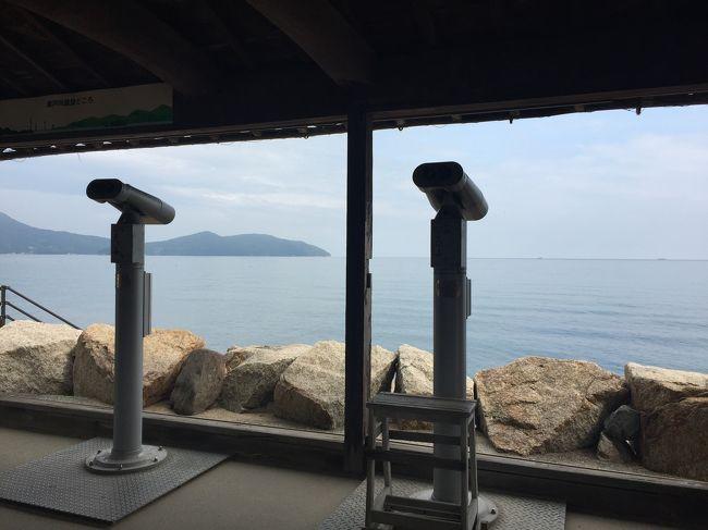 3回目の小豆島ですが、2泊3日でたっぷり時間をかけると、まだまだ知らない場所がたくさんありました。