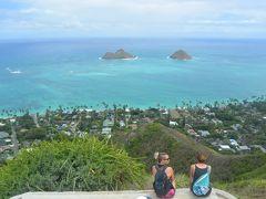 ハワイ オアフ島 人気の隠れ観光スポット ピルボックストレイル♪