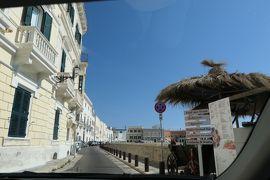 美しき南イタリア旅行♪ Vol.311(第10日)☆Gallipoli:ガッリーポリ旧市街を囲む城壁通りを一周走る♪
