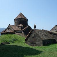 コーカサスへの旅④ アルメニア一日目