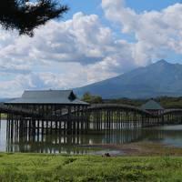 そうだ、東北に行こう。鶴の舞橋にいきたくて。