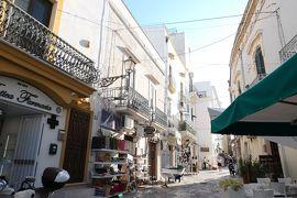 美しき南イタリア旅行♪ Vol.314(第10日)☆ガッリーポリ:美しきメインストリート「アントニエッタ・デ・パーチェ通り」♪