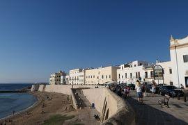 美しき南イタリア旅行♪ Vol.317(第10日)☆ガッリーポリ:美しき旧市街 青いイオニア海♪