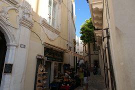 美しき南イタリア旅行♪ Vol.318(第10日)☆ガッリーポリ:美しき旧市街 白い迷宮を歩く♪