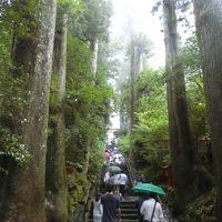 施設暮らしの義母を連れ、箱根から伊豆高原へ。その1 箱根で自然薯の朝食を戴きポーラ美術館から箱根神社へ。