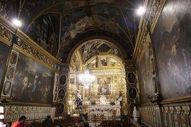 美しき南イタリア旅行♪ Vol.321(第10日)☆ガッリーポリ:美しき旧市街の夜景 楽しいショッピング・煌びやかな教会♪